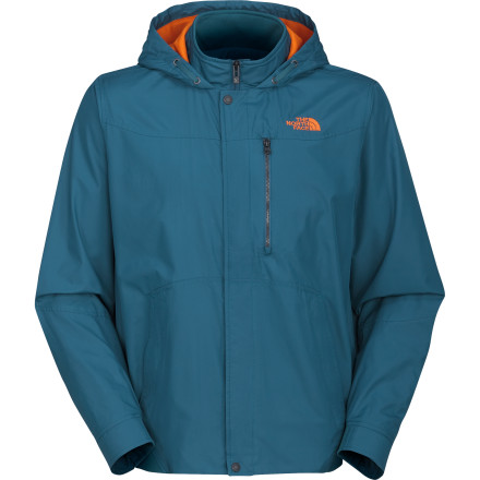 photo: The North Face Ferntarage Jacket waterproof jacket