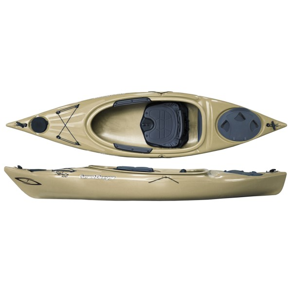 photo: Current Designs Solara 100 Kayak recreational kayak