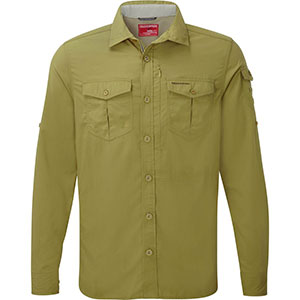photo: Craghoppers NosiLife Adventure Shirt hiking shirt