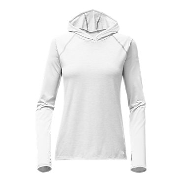 photo: The North Face Women's Reactor Hoodie long sleeve performance top
