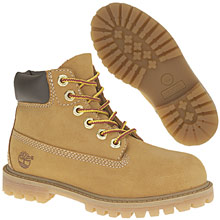 "photo: Timberland Men's 6"" Premium WP Boot trail shoe"