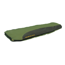 photo: Eureka! Dual Temp 30/50 warm weather synthetic sleeping bag