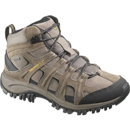 photo: Merrell Phoenix Trek Mid Waterproof hiking boot