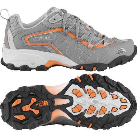 photo: The North Face Women's Ultra 104 GTX XCR trail running shoe