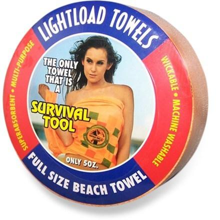 Lightload Towels Beach Towel