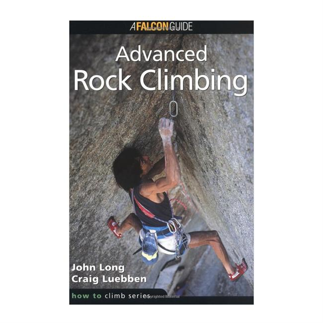 photo: Falcon Guides Advanced Rock Climbing climbing book
