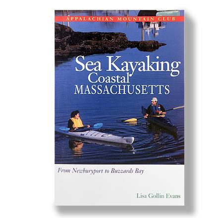photo: Appalachian Mountain Club Sea Kayaking Coastal Massachussetts us northeast guidebook