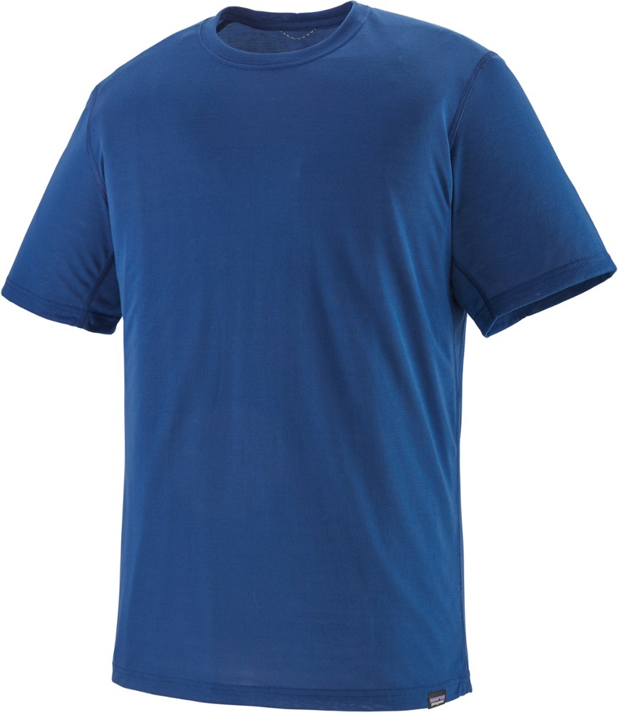 photo: Patagonia Men's Capilene Cool Trail Shirt short sleeve performance top