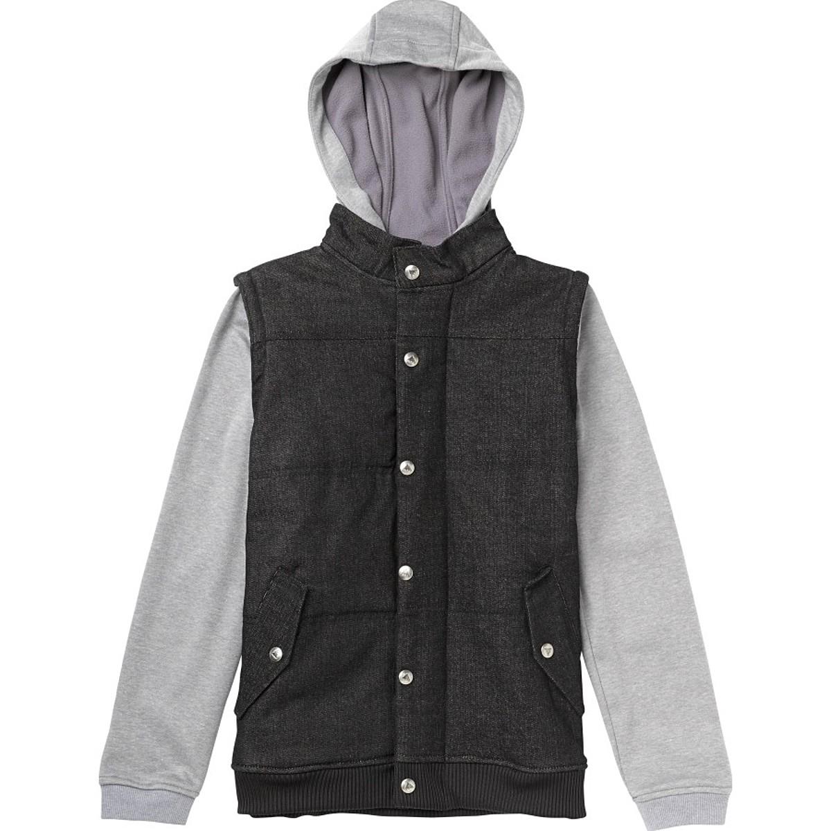 photo: Burton Double Down Fleece Jacket fleece jacket