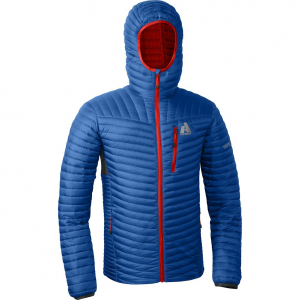 photo: Eddie Bauer Women's First Ascent MicroTherm Down Hooded Jacket down insulated jacket