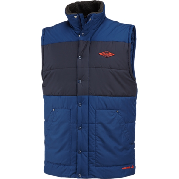 photo: Merrell Ditmar Vest synthetic insulated vest