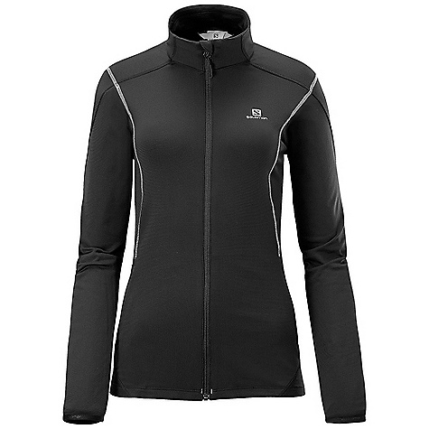 photo: Salomon Discovery FZ Midlayer fleece jacket