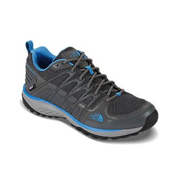 photo: The North Face Men's Litewave Explore Waterproof trail shoe