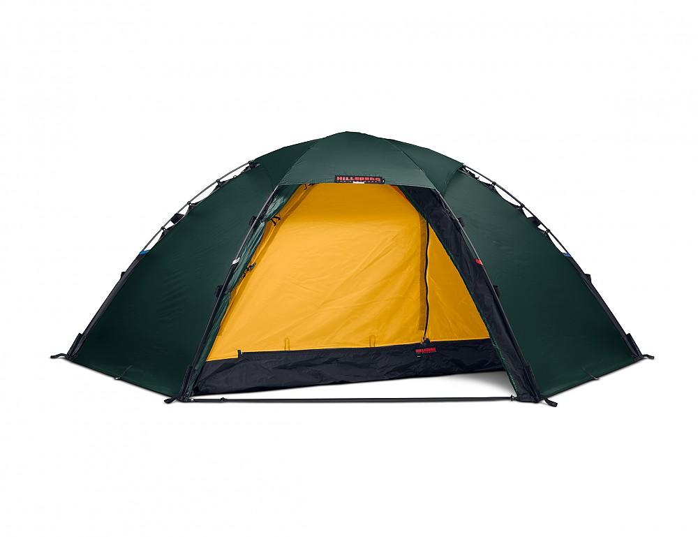 photo: Hilleberg Staika four-season tent