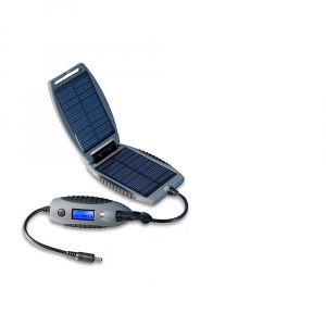 photo of a Powertraveller solar charger