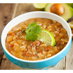 photo: Valley Food Storage White Bean and Lime Chili vegetarian entrée