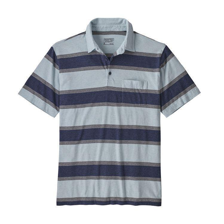 Patagonia Squeaky Clean Polo