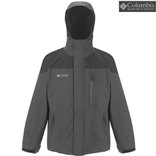 photo: Columbia Piedmont Jacket snowsport jacket