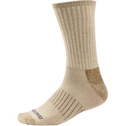 photo: ExOfficio Insect Shield Purdom Vented Hiker Sock hiking/backpacking sock