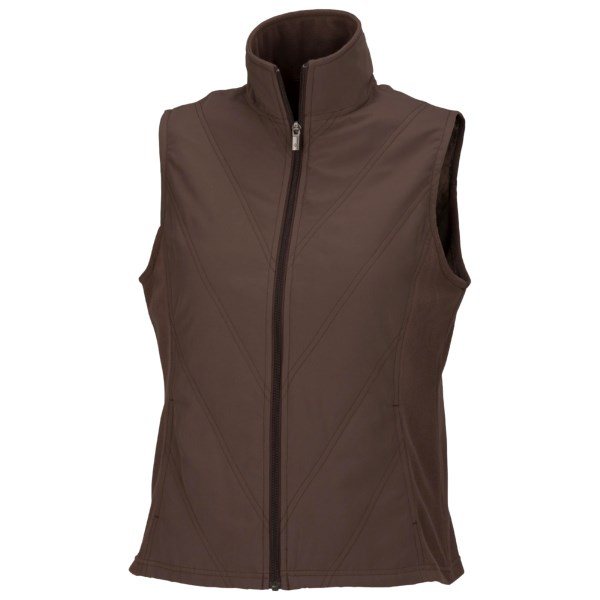 photo: Columbia Catalina Crest II Vest synthetic insulated vest