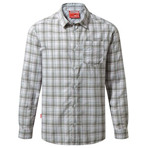 photo: Craghoppers NosiLife Prospect Long-Sleeved Shirt hiking shirt