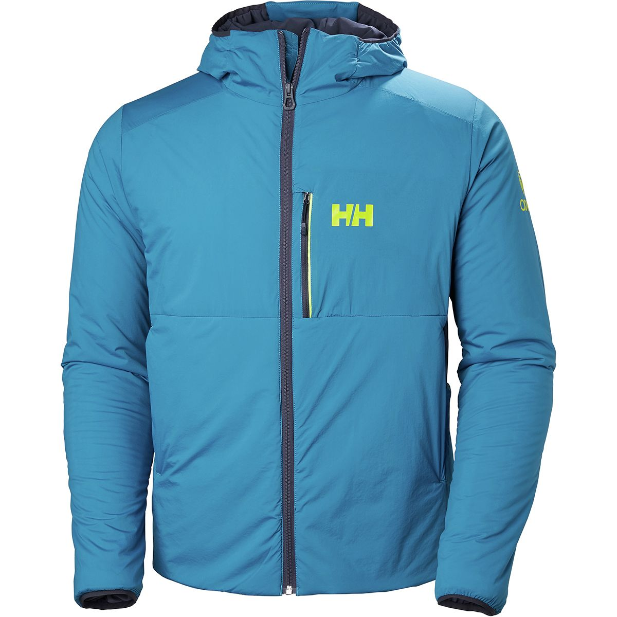photo: Helly Hansen Odin Stretch Hooded Insulator synthetic insulated jacket