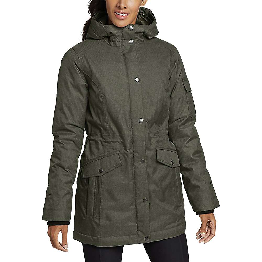 photo: Eddie Bauer Superior Down Parka down insulated jacket