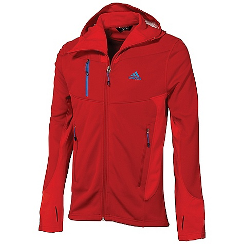 Adidas Hiking 1 Side Hooded Jacket
