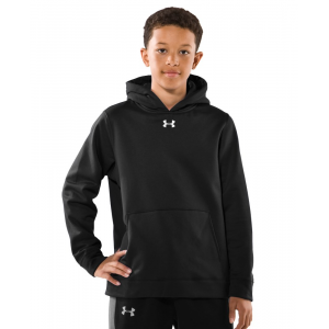 photo: Under Armour Boys' Armour Fleece Team Hoody fleece top