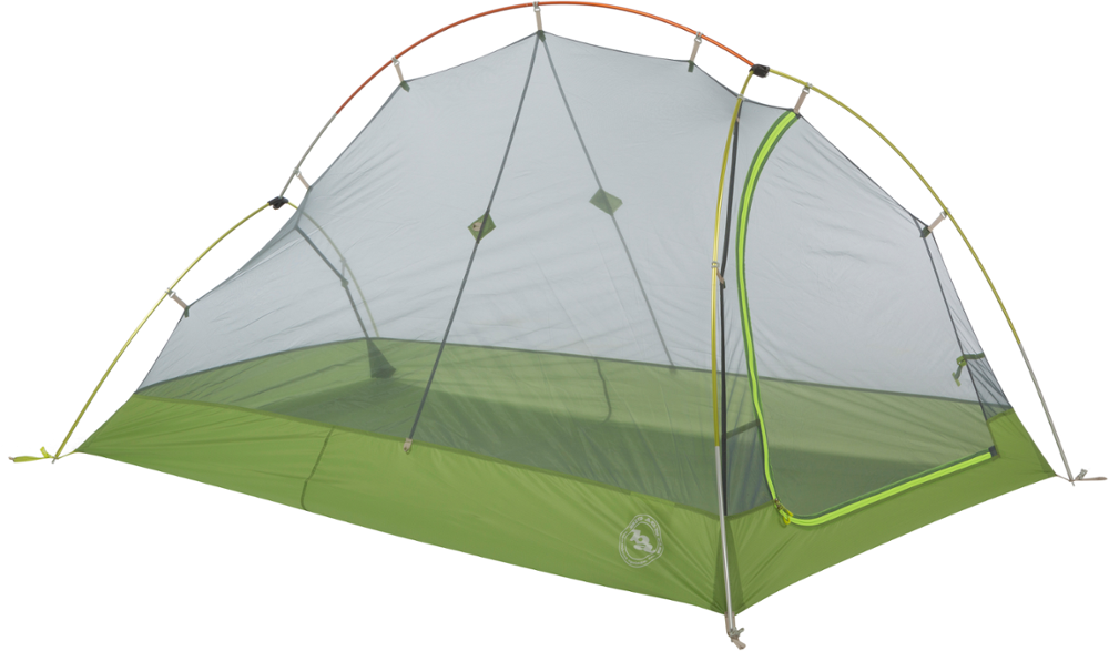 Big Agnes Seedhouse 2