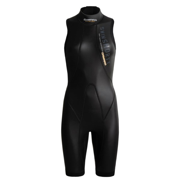 photo: Camaro Women's Swim Shorty - 3/2mm wet suit