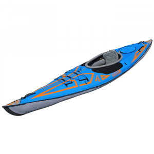 photo: Advanced Elements AdvancedFrame Expedition Kayak inflatable kayak