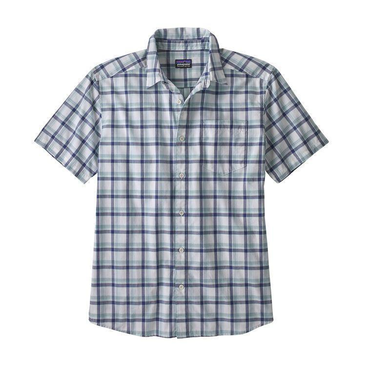 photo: Patagonia Fezzman Shirt hiking shirt