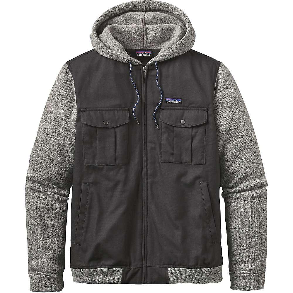 photo: Patagonia Better Sweater Hybrid Hoody fleece jacket