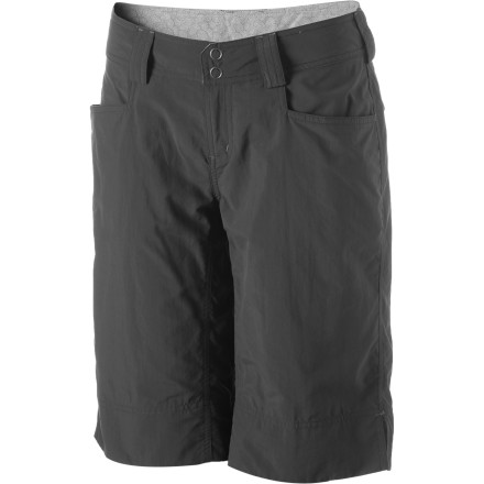 photo: Outdoor Research Women's Solitaire Shorts hiking short
