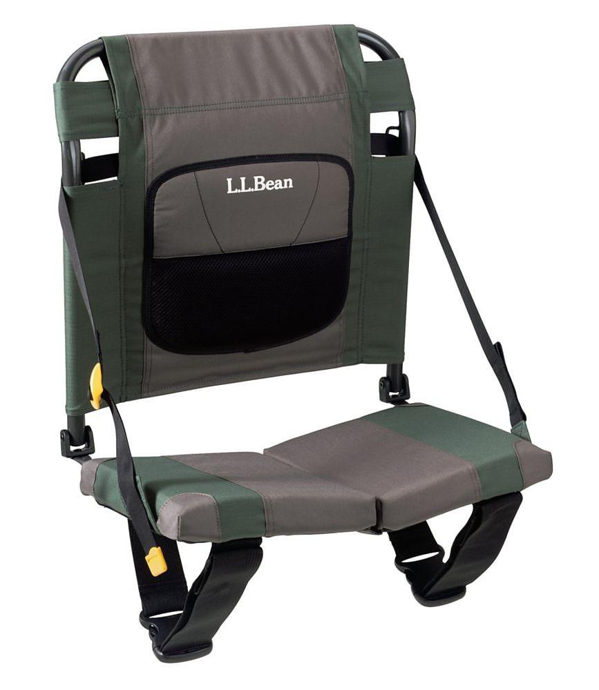 photo: L.L.Bean Sit Backer Canoe Seat paddling accessory