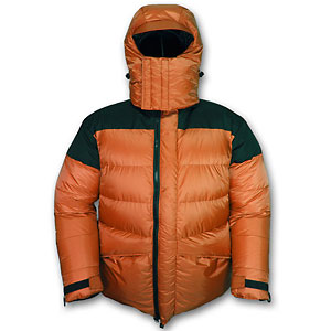photo: Feathered Friends Rock and Ice Parka down insulated jacket