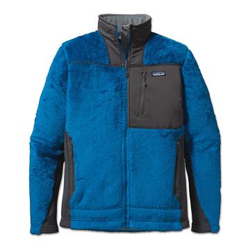 photo: Patagonia Men's R3 Hi-Loft Jacket fleece jacket