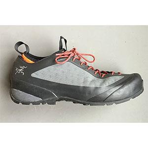 photo: Arc'teryx Acrux FL approach shoe