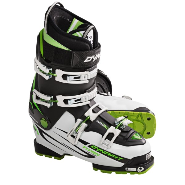 photo: Dynafit Titan Ultralight TF Alpine Touring Boot alpine touring boot