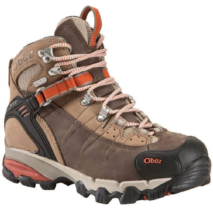 photo: Oboz Women's Wind River II BDry backpacking boot