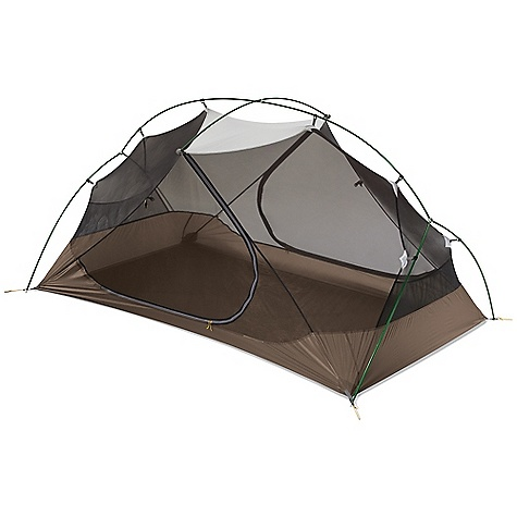 photo: MSR Hubba Hubba three-season tent