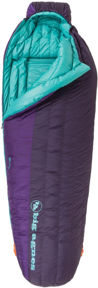 photo: Big Agnes Ethel 0° 3-season down sleeping bag