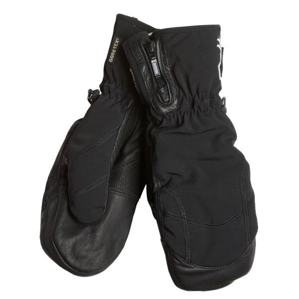 photo: Scott Gore-Tex Mittens insulated glove/mitten