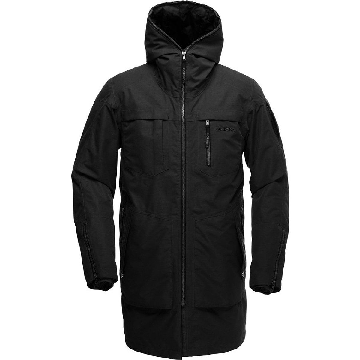 photo: Norrona /29 Gore-Tex Primaloft Parka synthetic insulated jacket
