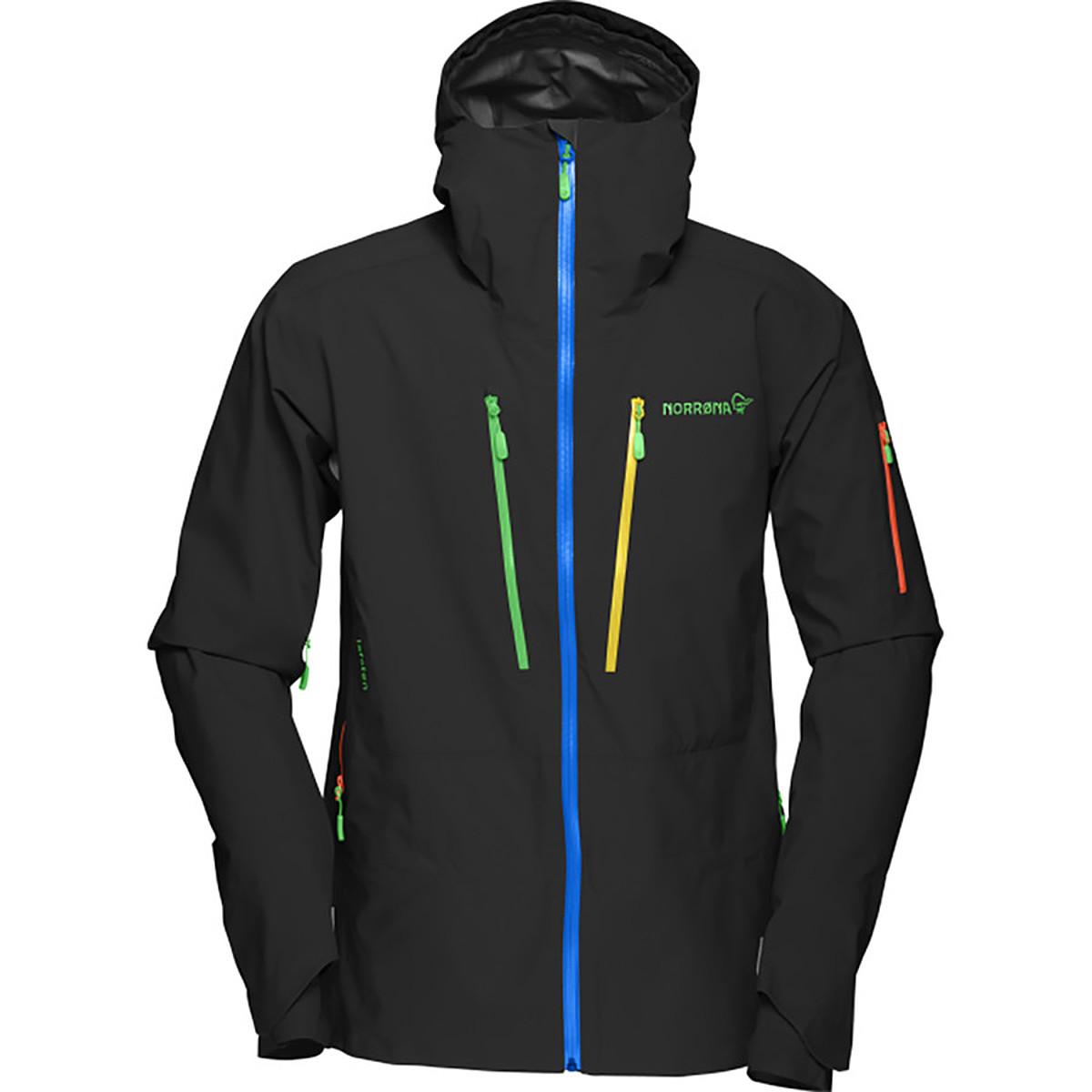 photo: Norrona Men's Lofoten Gore-Tex Pro Shell Jacket waterproof jacket