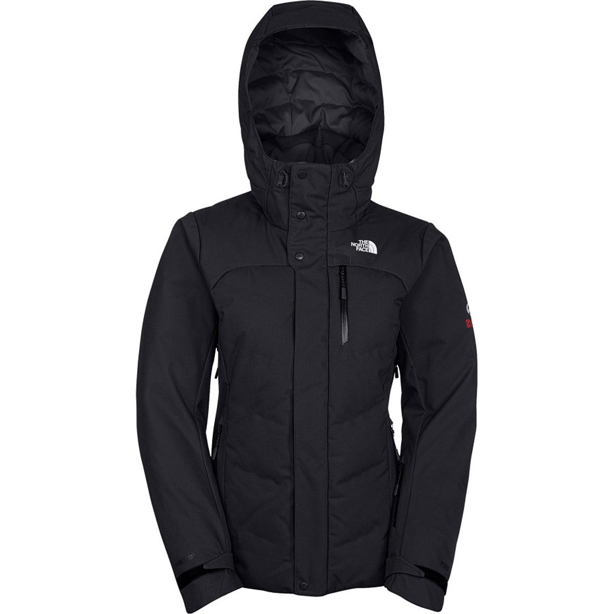 photo: The North Face Chaletta Down Jacket snowsport jacket
