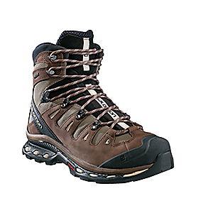 photo: Salomon Quest 4D GTX hiking boot