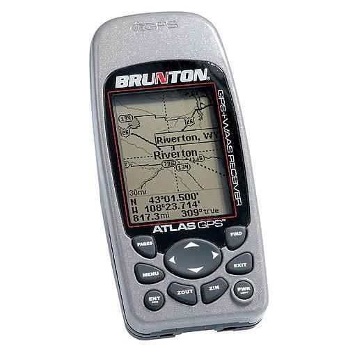 Brunton Atlas GPS