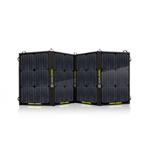 photo: Goal Zero Nomad 100 Solar Panel solar charger